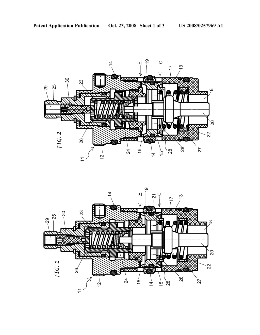 THERMOSTATIC VALVE - diagram, schematic, and image 02