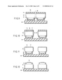 METHOD OF MANUFACTURING SEMICONDUCTOR DEVICE, ACID ETCHING RESISTANCE MATERIAL AND COPOLYMER diagram and image