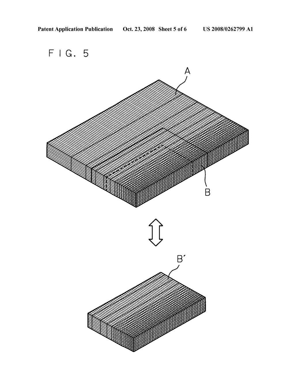 Welding Deformation Computing Method, Welding Deformation Computing Device, and Computer Program Product - diagram, schematic, and image 06
