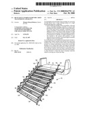HEAVY DUTY LOADING RAMP FOR CARGO TRANSPORTING APPARATUS diagram and image