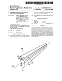 WINDSHIELD WIPER HAVING REDUCED FRICTION CHARACTERISTICS diagram and image