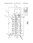 EVAPORATIVE COOLING TOWER AND METHOD diagram and image
