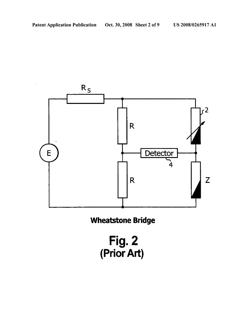 Return Loss Bridge Circuit Diagram Schematic And Image 03 Wheatstone Wiring