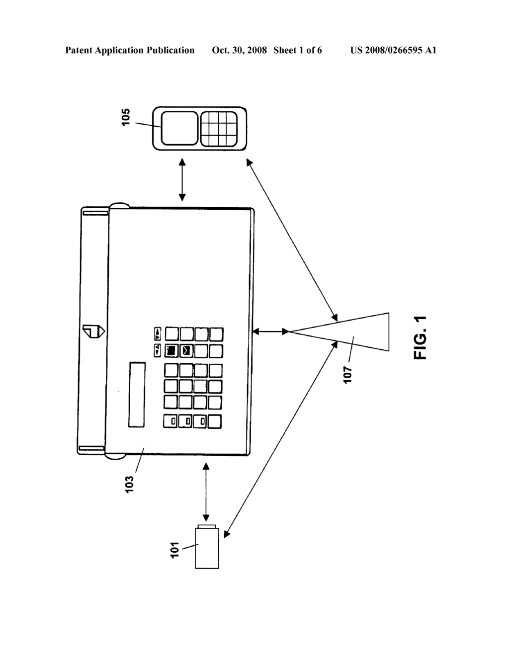 independently-addressable cellular wireless digital network-based fax  machine - diagram, schematic, and image 02