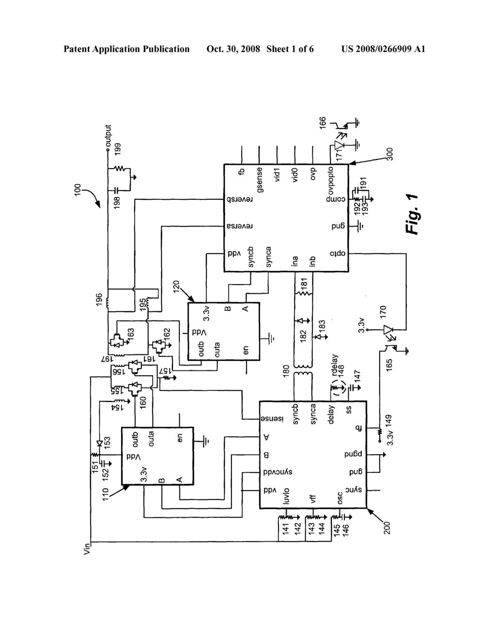 Chipset For Isolated Power Supply With New Programmable Block Diagram Along An Overview Of Architectures Synchronization Architecture Schematic And Image 02