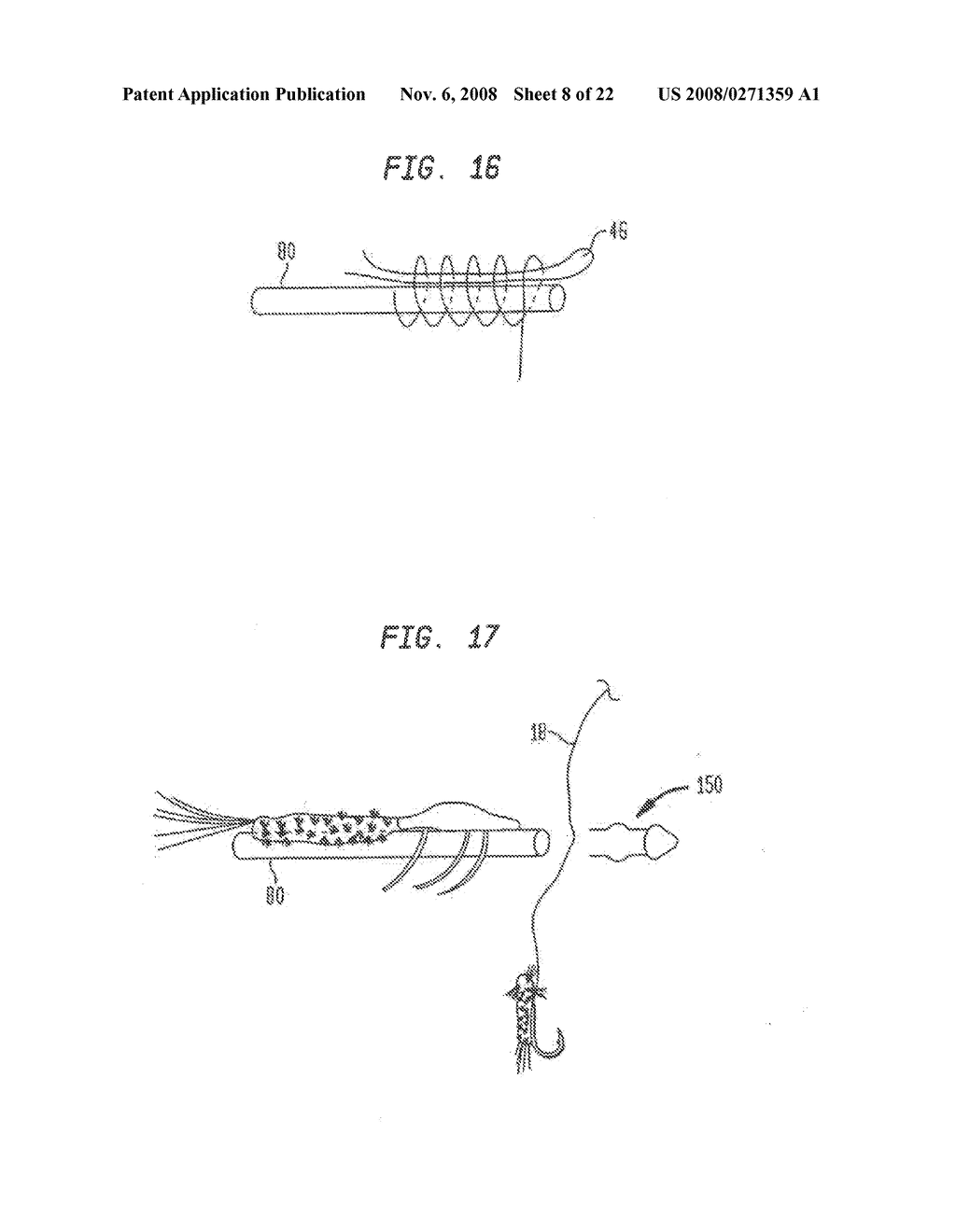 Fly Fishing Method and Apparatus - diagram, schematic, and image 09