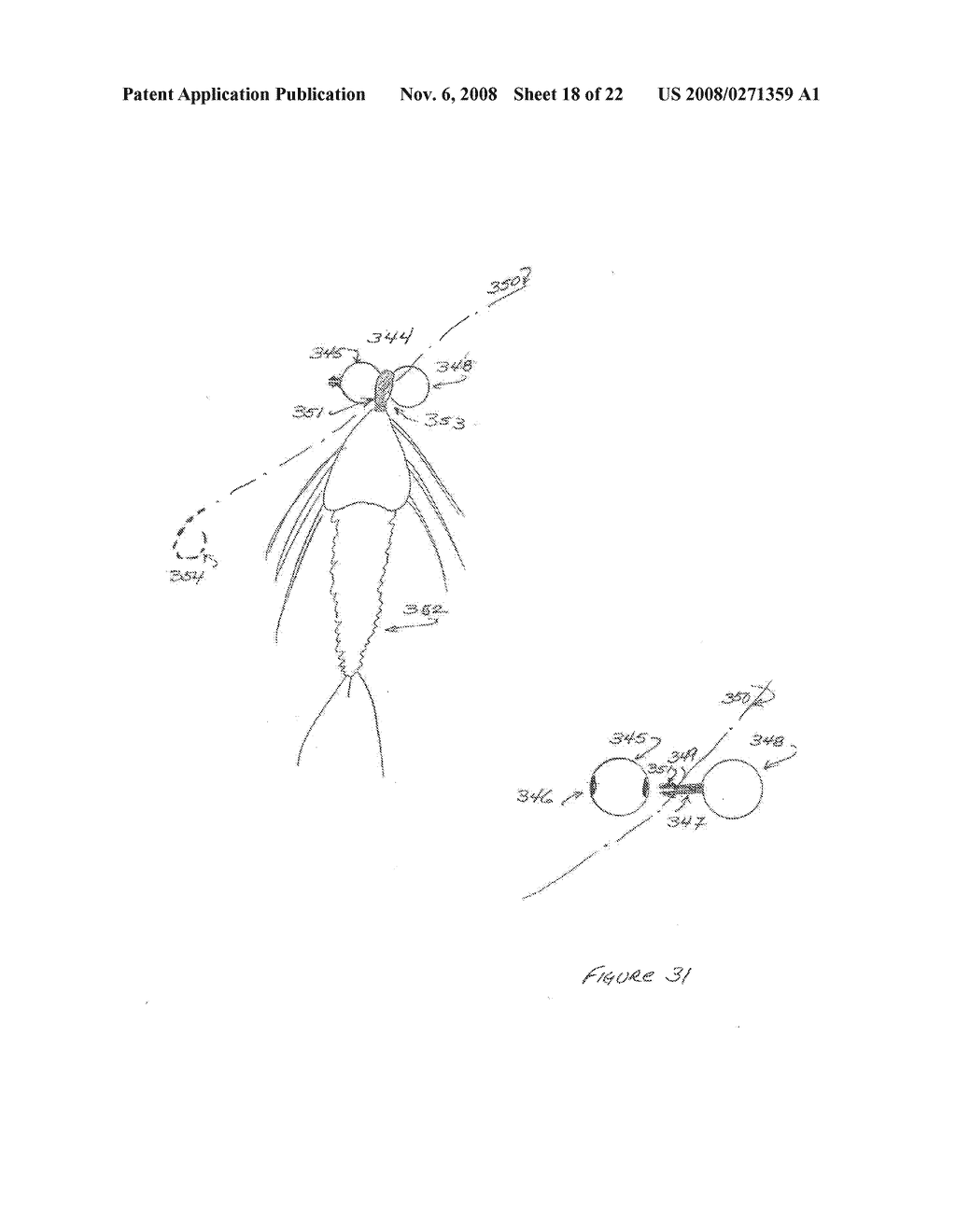 Fly Fishing Method and Apparatus - diagram, schematic, and image 19