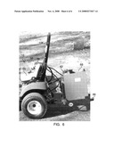 LOG SPLITTER SYSTEM FOR A FRONT-LOADER TRACTOR diagram and image