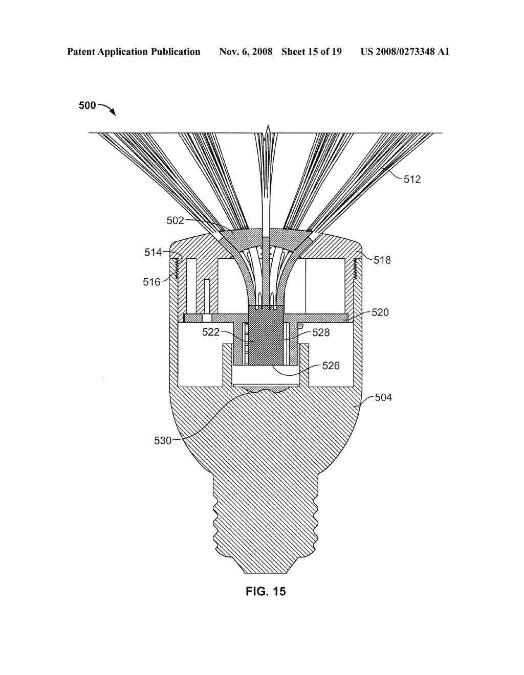 Artificial Illuminated Plant Display - diagram, schematic, and image 16