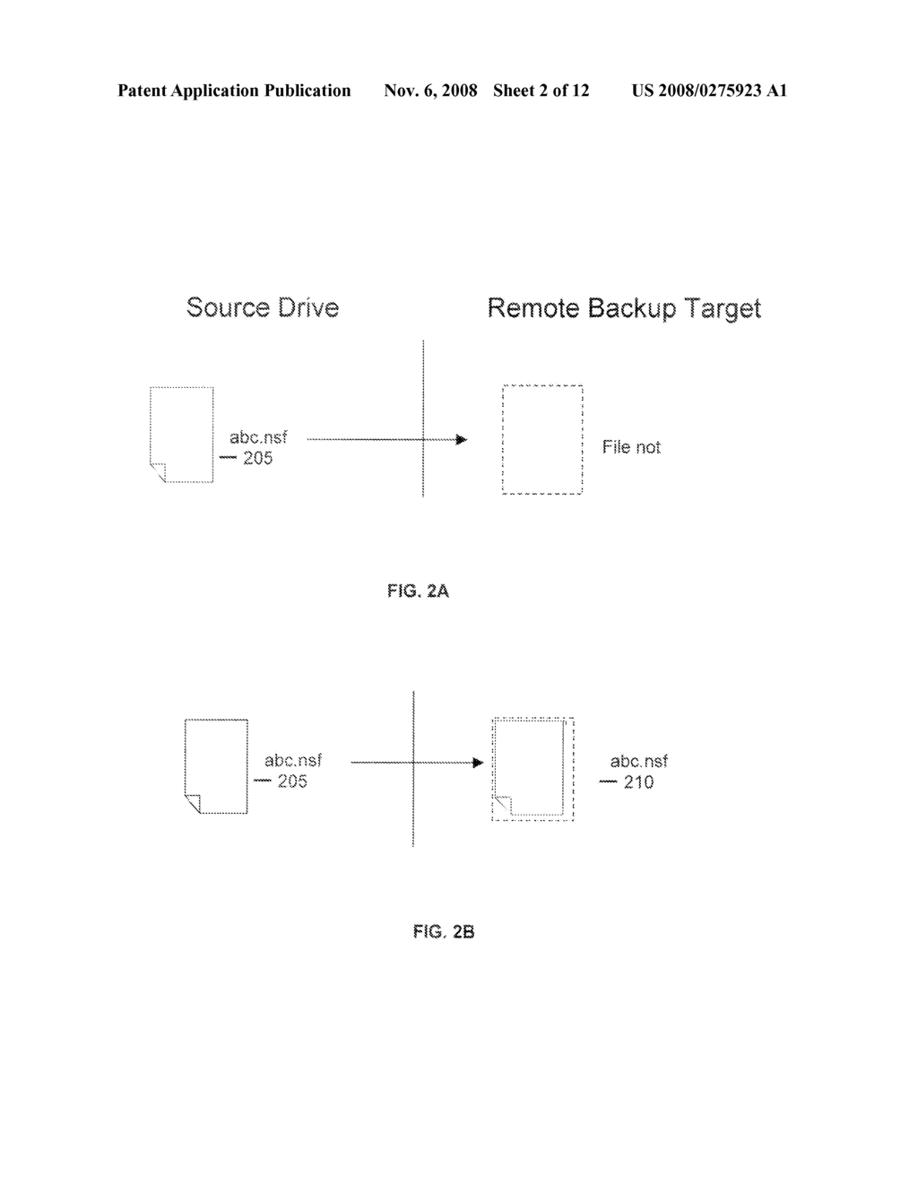METHOD FOR THE EXPUNGEMENT OF BACKUP VERSIONS OF FILES ON SERVER TARGETS THAT ARE CONFIGURED TO BE UPDATED SEQUENTIALLY - diagram, schematic, and image 03