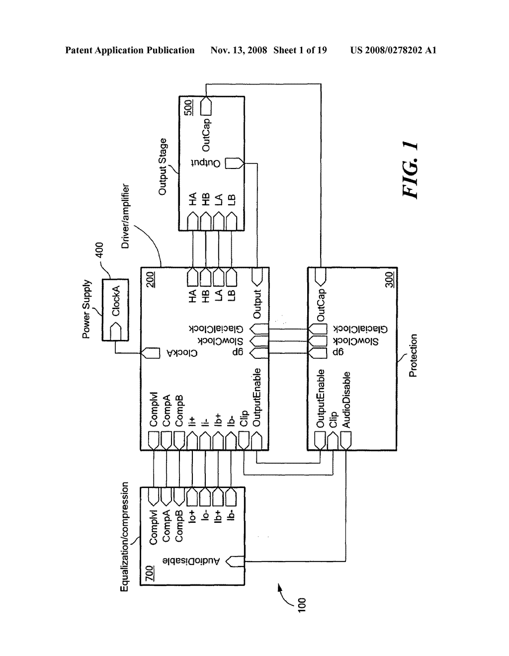 Capacitive load driving device - diagram, schematic, and image 02