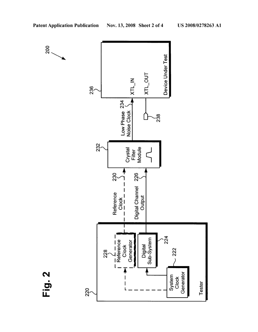 Crystal Tester Circuit Schematic Diagram Diagrams Low Phase Noise Testing System Utilizing A Filter Basic Symbols