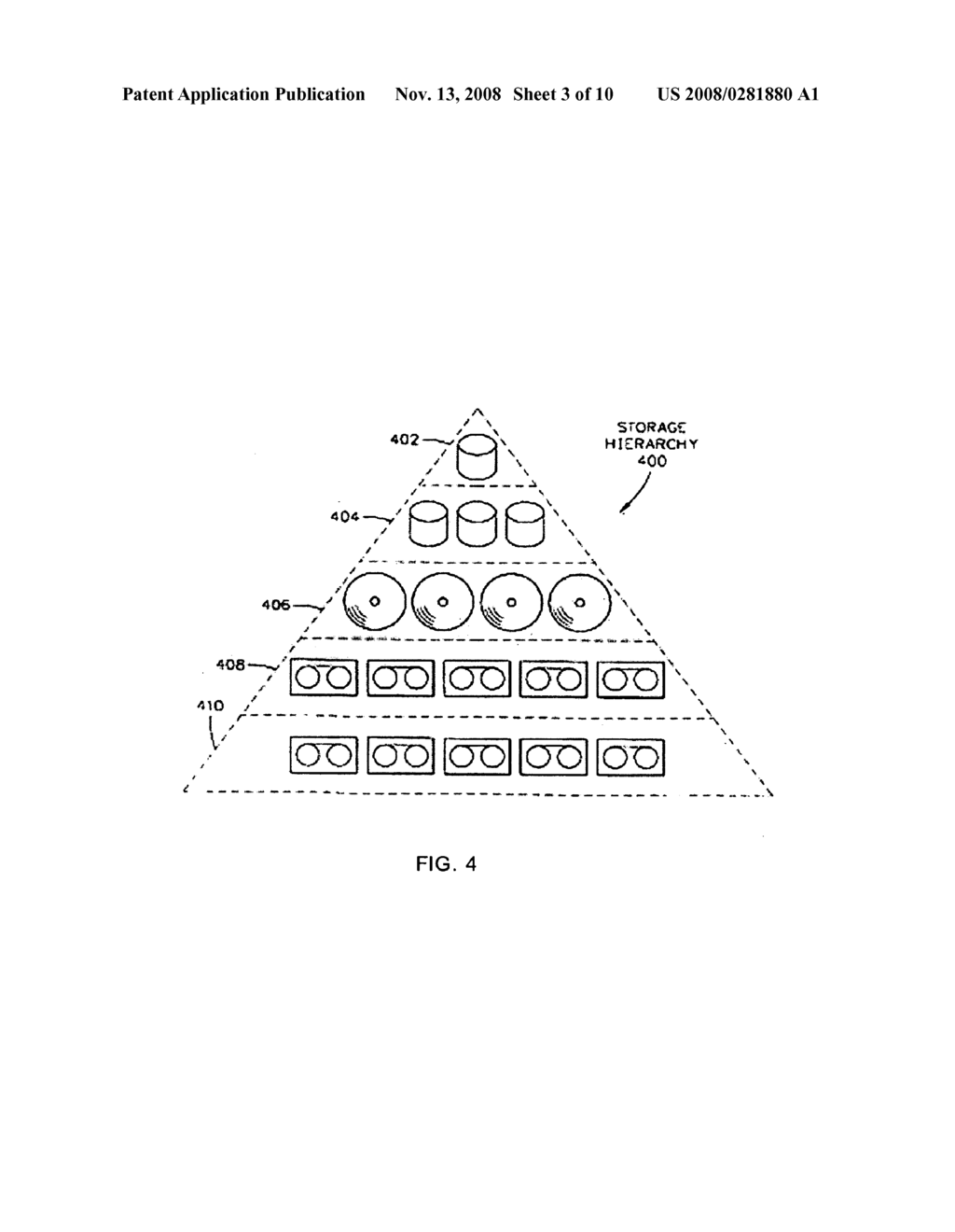 METHOD FOR STORING DATA FOR RETRIEVAL AND TRANSFER - diagram, schematic, and image 04