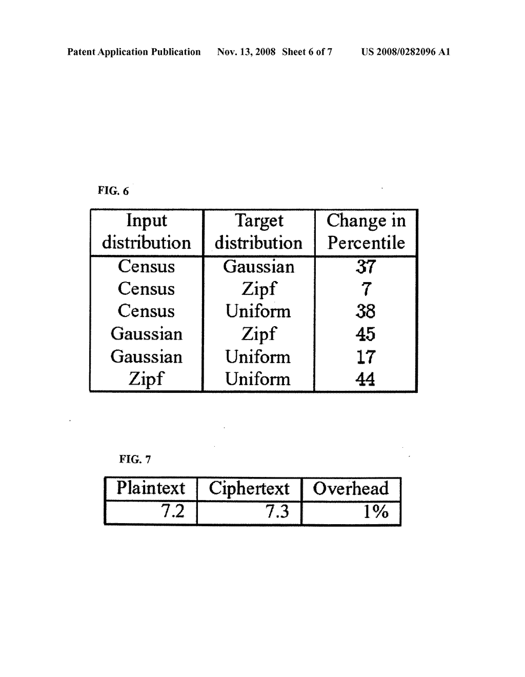 SYSTEM AND METHOD FOR ORDER-PRESERVING ENCRYPTION FOR NUMERIC DATA - diagram, schematic, and image 07