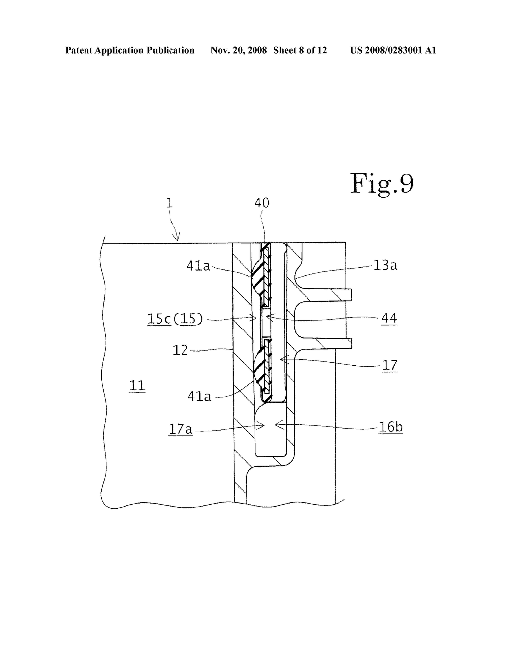Water Jacket Structure For Cooled Internal Combustion Engine Diagram Schematic And Image 09