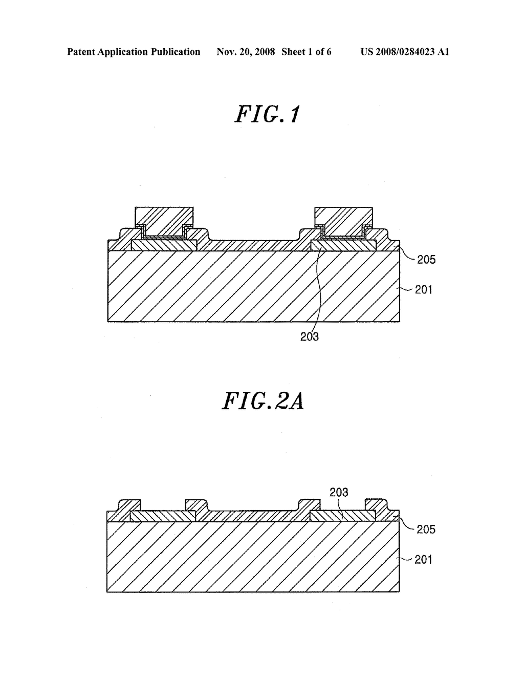 SEMICONDUCTOR DEVICE AND METHOD FOR MANUFACTURING BOAC/COA - diagram, schematic, and image 02
