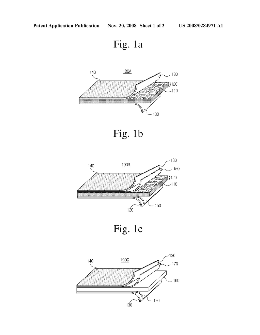 FLEXIBLE SUBSTRATE FOR DISPLAY DEVICE AND DISPLAY DEVICE USING THE SAME - diagram, schematic, and image 02