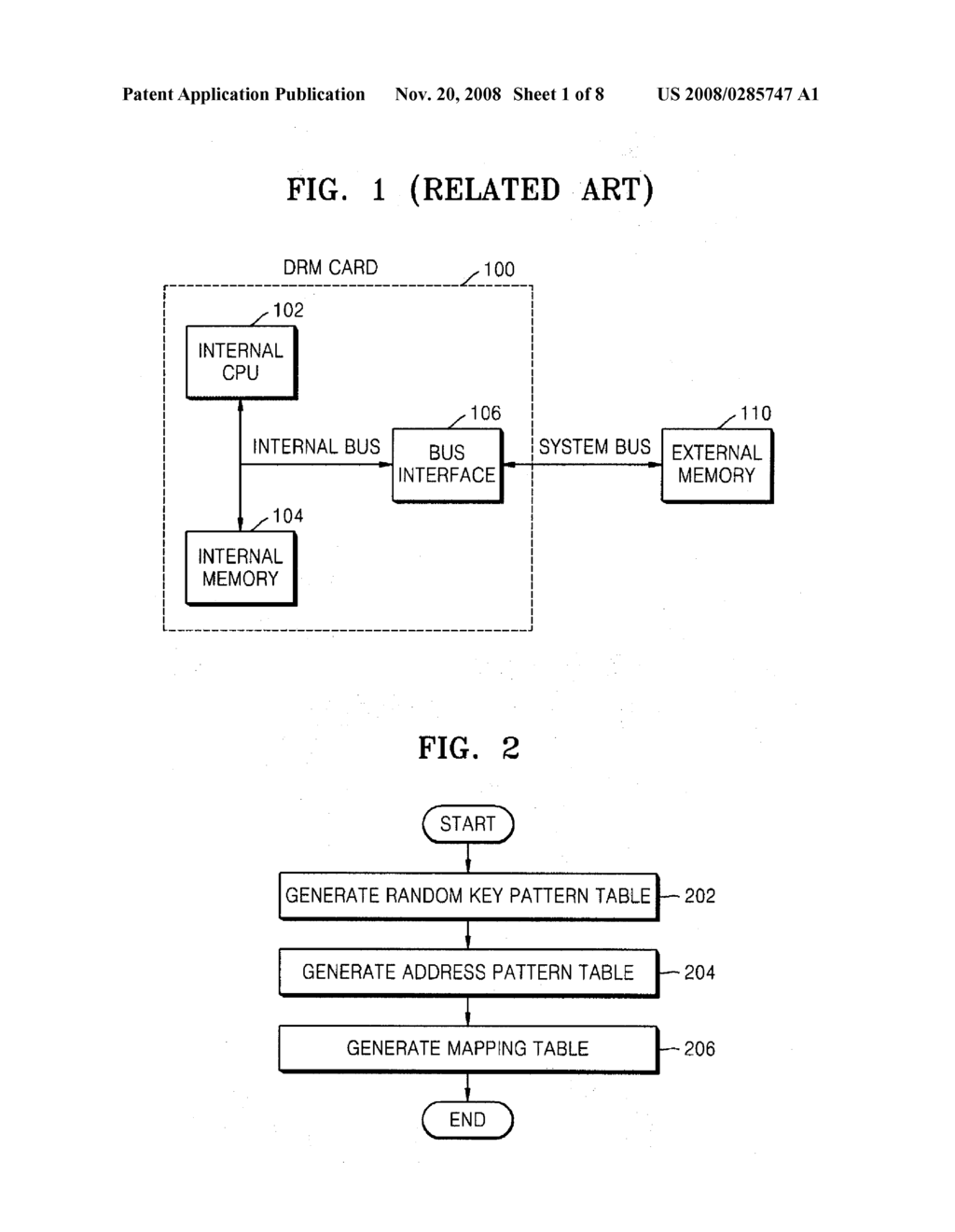 ENCRYPTION-BASED SECURITY PROTECTION METHOD FOR PROCESSOR AND APPARATUS THEREOF - diagram, schematic, and image 02