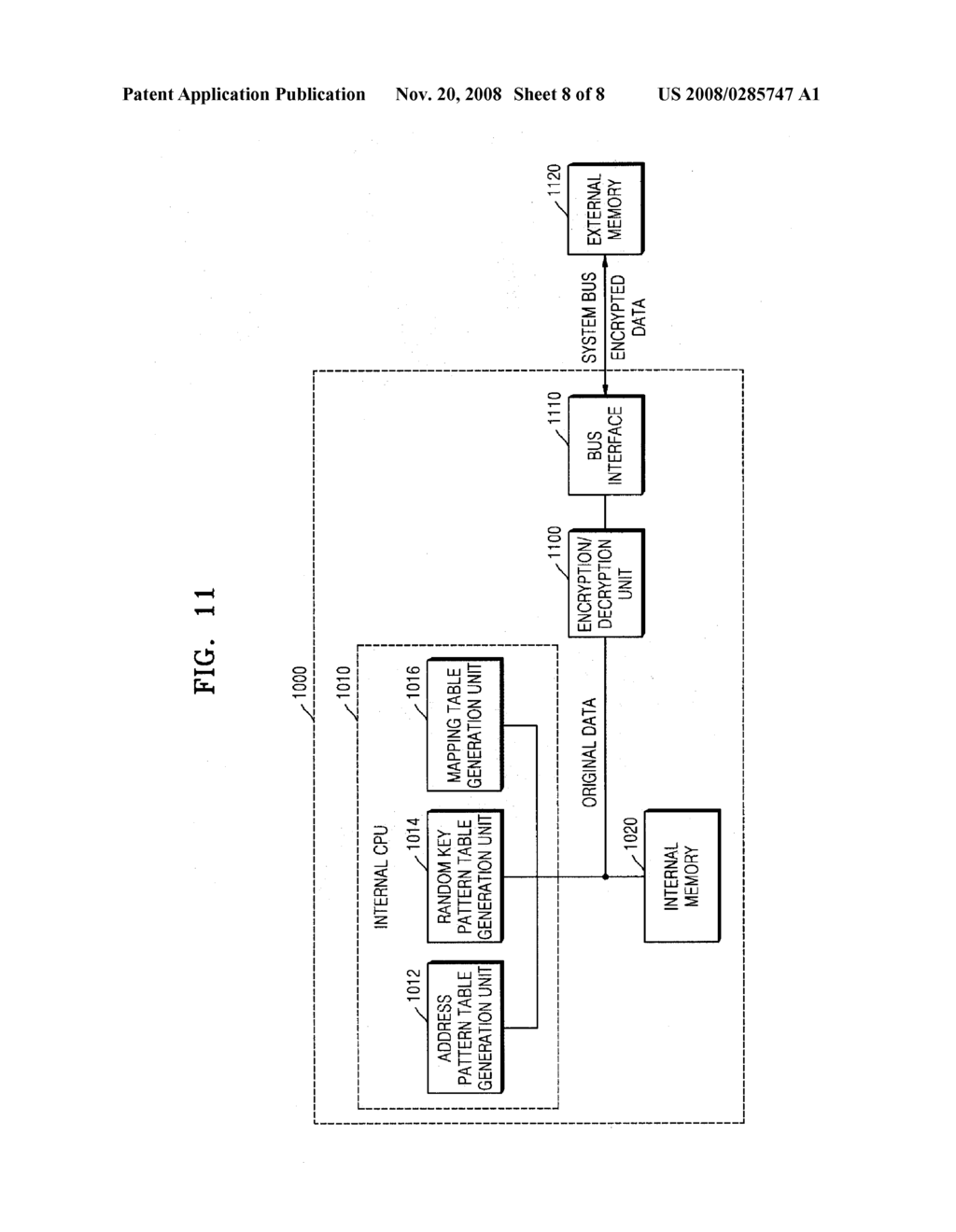 ENCRYPTION-BASED SECURITY PROTECTION METHOD FOR PROCESSOR AND APPARATUS THEREOF - diagram, schematic, and image 09
