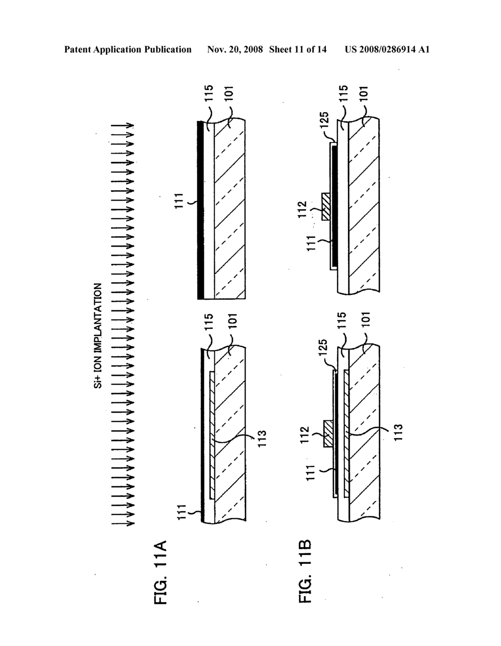 Display device, method of production of the same, and projection type display device - diagram, schematic, and image 12