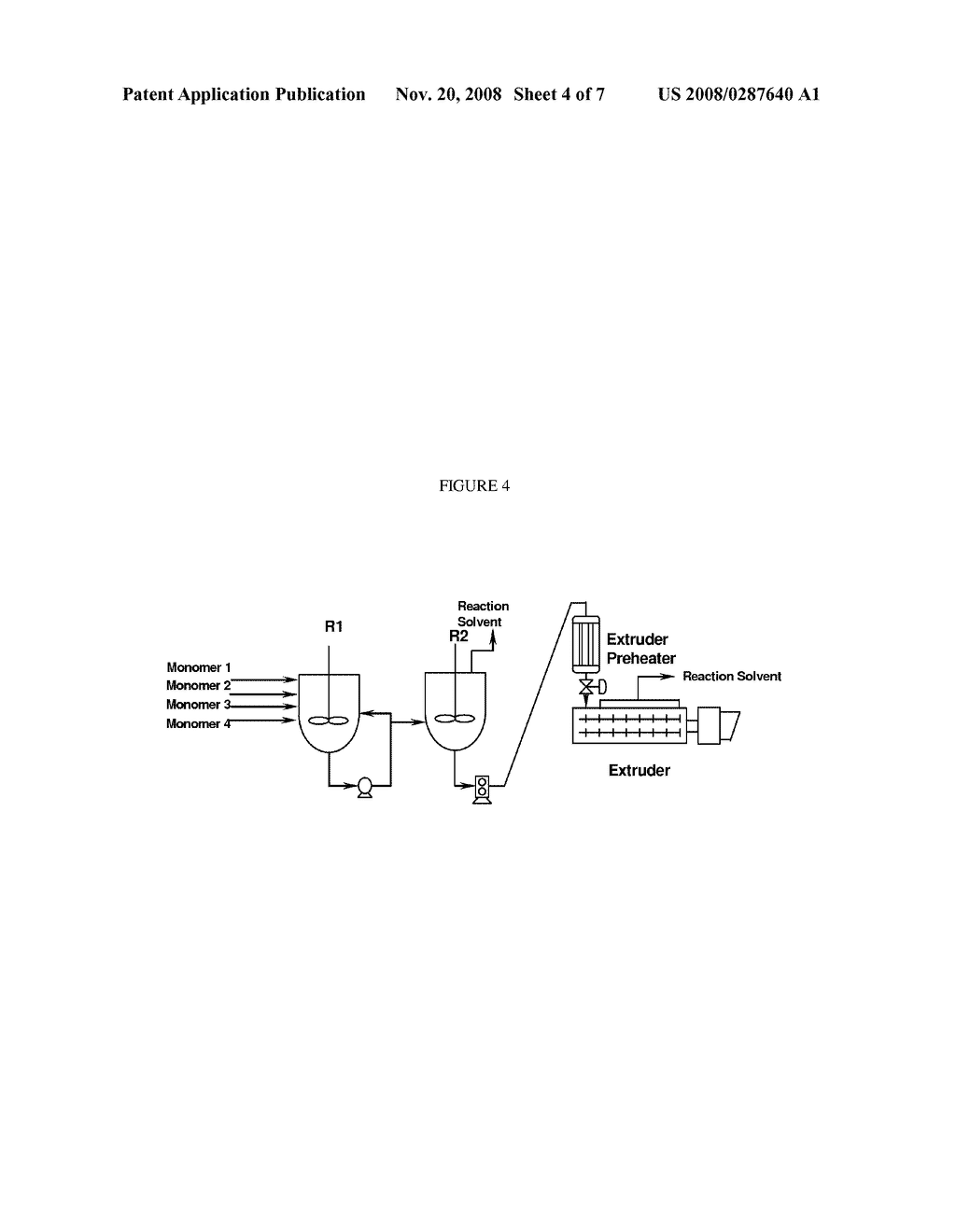 PROCESS FOR THE PRODUCTION OF POLYCARBONATE USING AN ESTER SUBSTITUTED DIARYL CARBONATE - diagram, schematic, and image 05