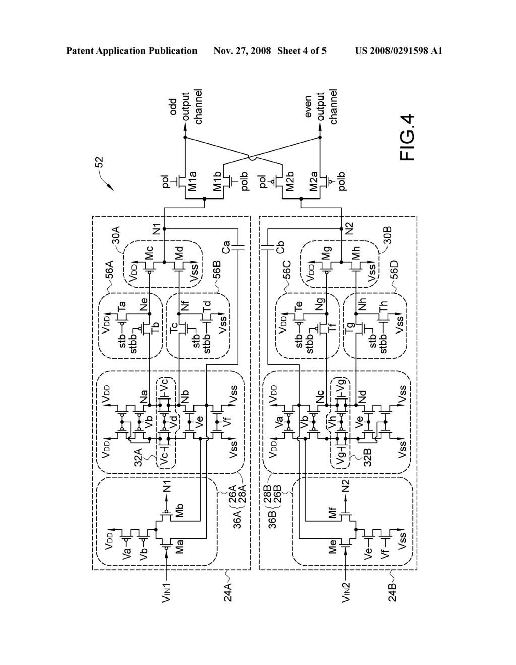 Output Stage And Related Logic Control Method Applied To Source Diagram Driver Chip Schematic Image 05