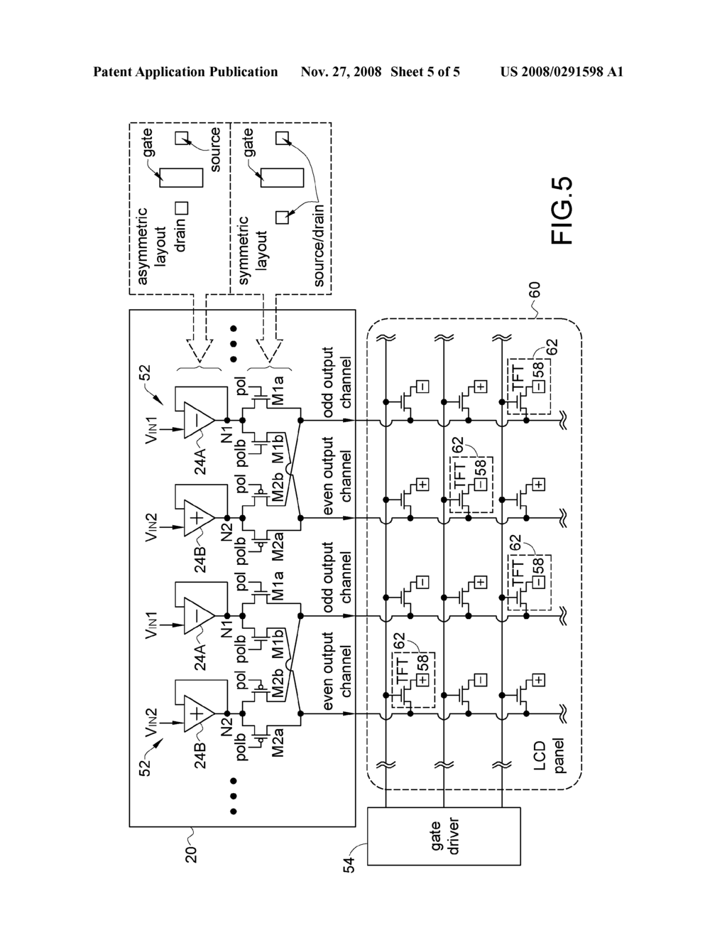Output Stage And Related Logic Control Method Applied To Source Diagram Driver Chip Schematic Image 06