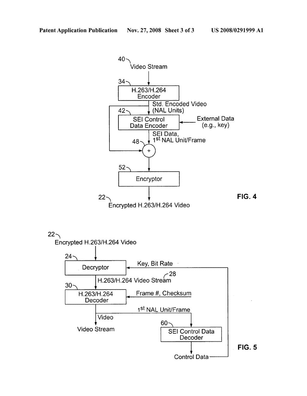 Method and apparatus for video frame marking - diagram, schematic, and image 04