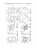 Electrical outlet box face plate with adapter plate diagram and image