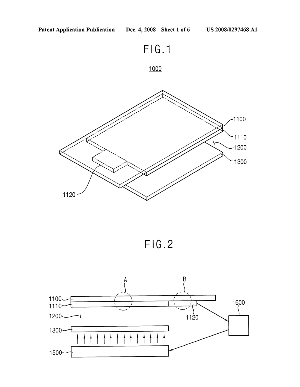 Liquid Crystal Display Apparatus Including a Photosensor - diagram, schematic, and image 02