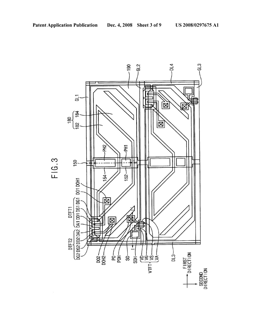 Array Substrate, Display Panel Having the Same and Method of Manufacturing the Same - diagram, schematic, and image 04