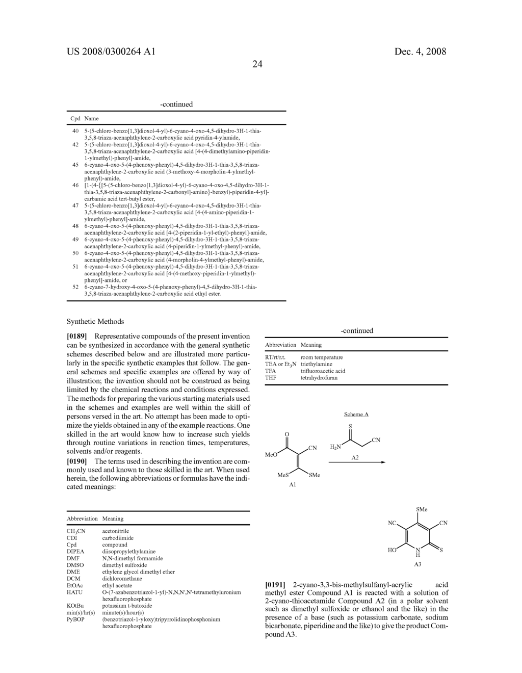 SUBSTITUTED THIATRIAZAACENAPHTHYLENE-6-CARBONITRILE KINASE INHIBITORS - diagram, schematic, and image 25