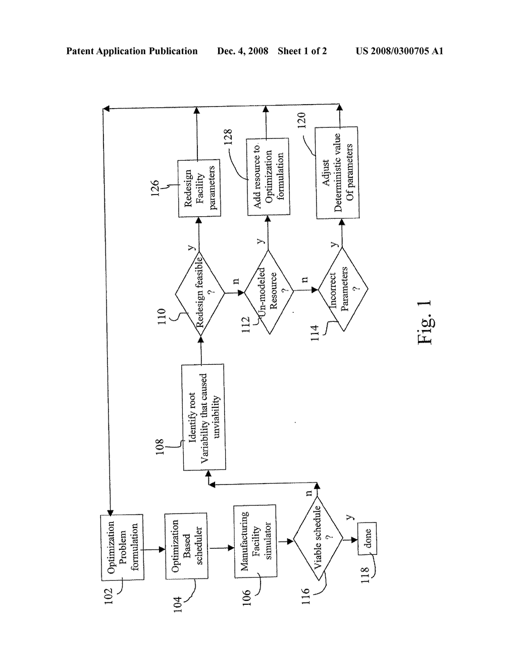 INTEGRATION OF JOB SHOP SCHEDULING WITH DISCRETE EVENT SIMULATION FOR MANUFACTURING FACILITIES - diagram, schematic, and image 02