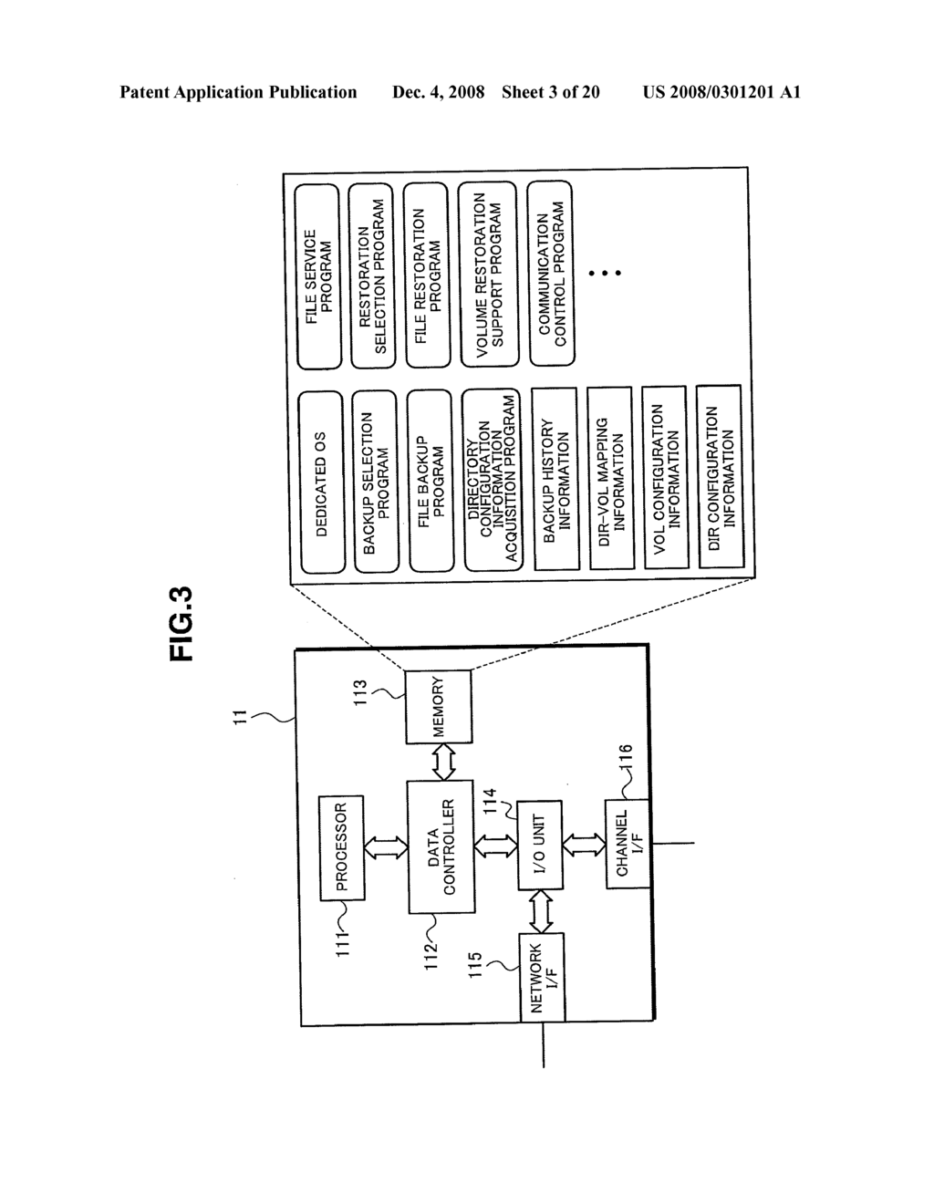 Storage System and Method of Managing Data Using Same - diagram, schematic, and image 04