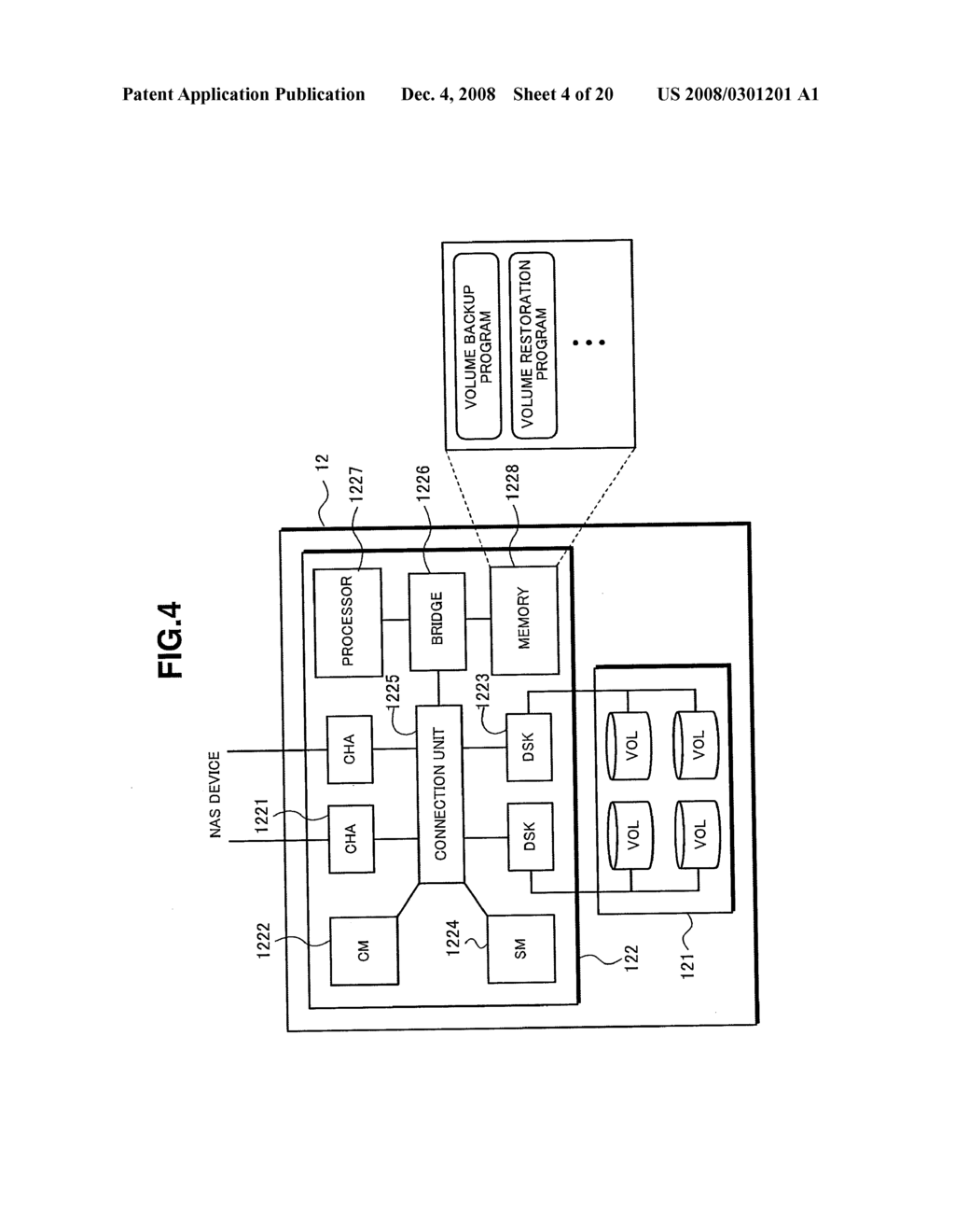 Storage System and Method of Managing Data Using Same - diagram, schematic, and image 05