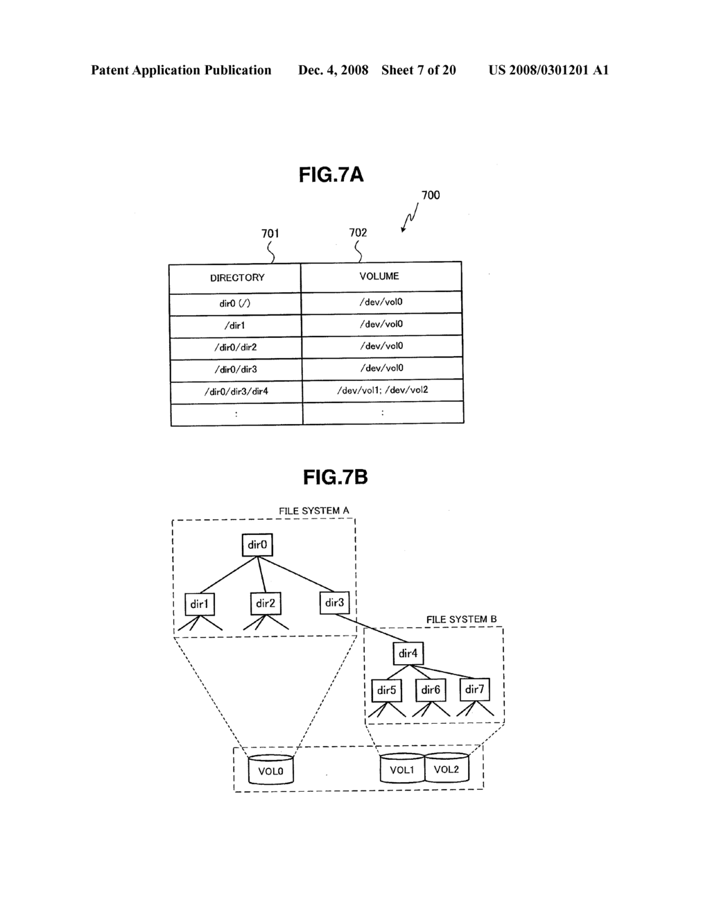 Storage System and Method of Managing Data Using Same - diagram, schematic, and image 08