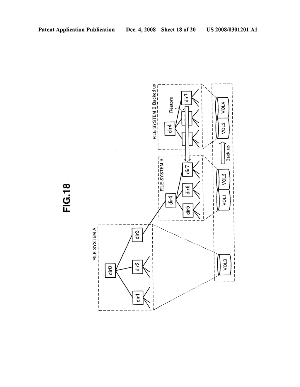 Storage System and Method of Managing Data Using Same - diagram, schematic, and image 19