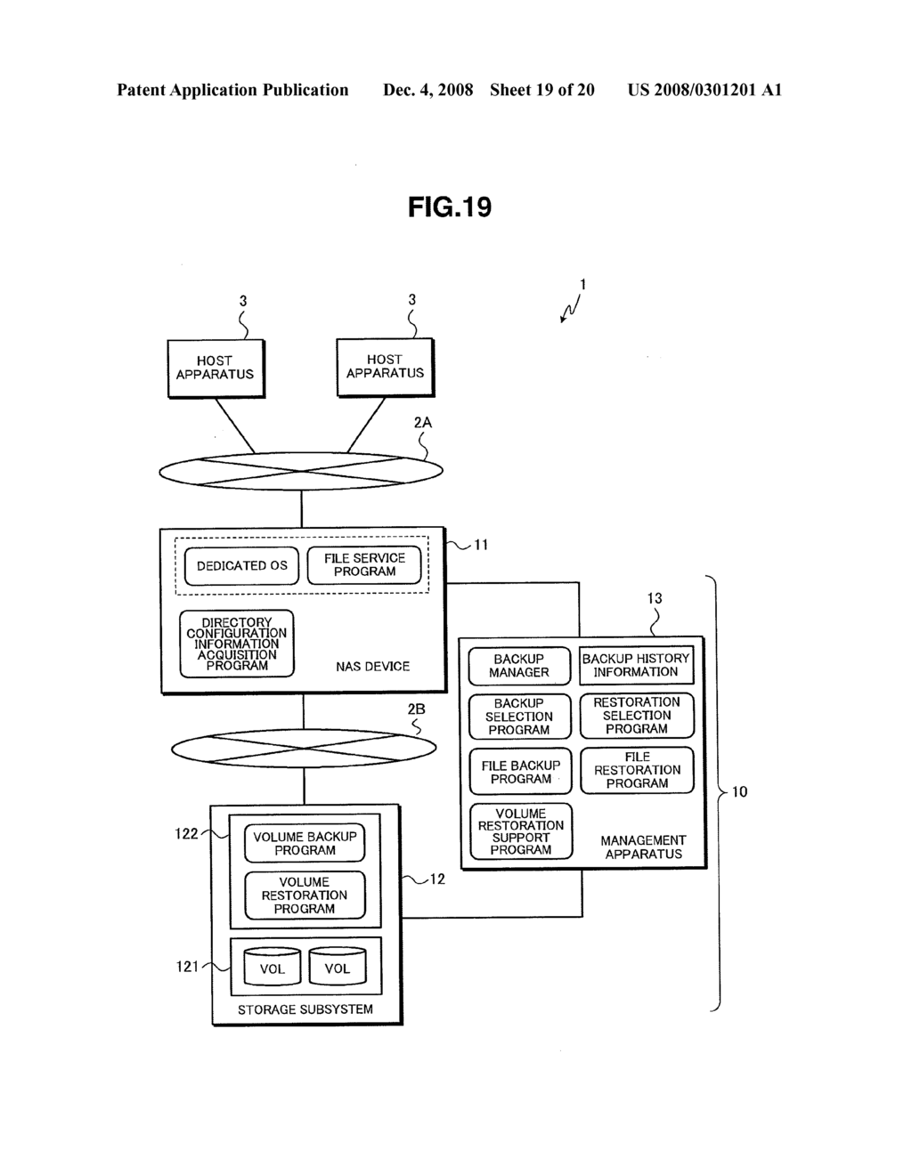 Storage System and Method of Managing Data Using Same - diagram, schematic, and image 20