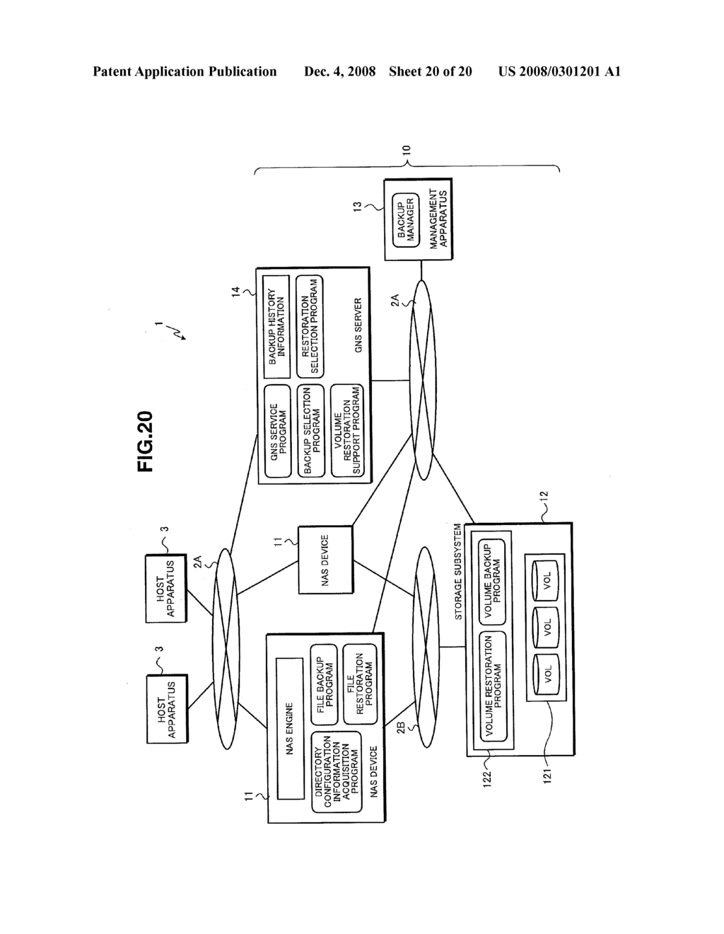 Storage System and Method of Managing Data Using Same - diagram, schematic, and image 21