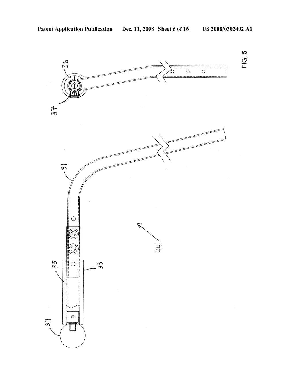 STABLE WHEELED WALKER DEVICE - diagram, schematic, and image 07