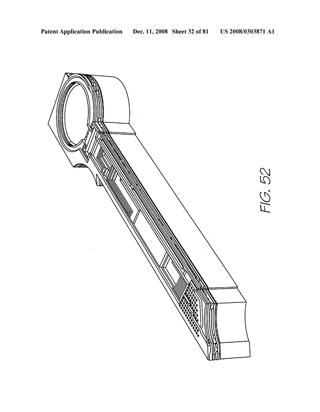 NOZZLE ASSEMBLY FOR AN INKJET PRINTER FOR EJECTING A LOW VOLUME DROPLET - diagram, schematic, and image 33