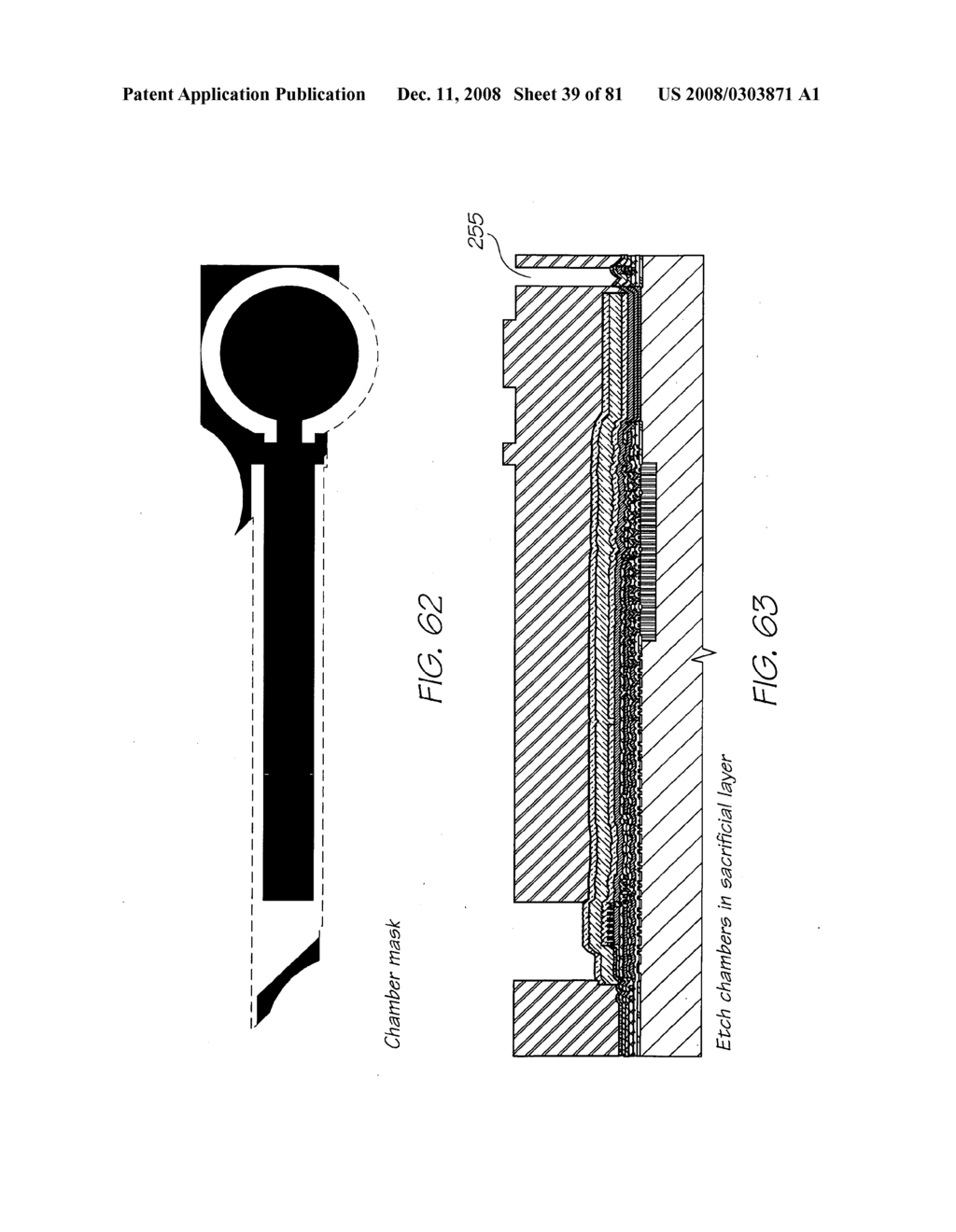 NOZZLE ASSEMBLY FOR AN INKJET PRINTER FOR EJECTING A LOW VOLUME DROPLET - diagram, schematic, and image 40