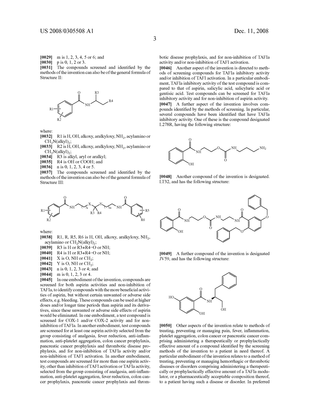 Methods of screening for compounds that modulate TAFIa activity, compounds, and methods of using the compounds - diagram, schematic, and image 14