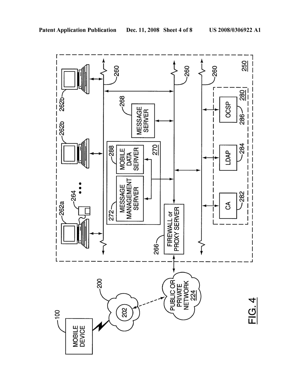 SYSTEM AND METHOD FOR ENABLING BULK RETRIEVAL OF CERTIFICATES - diagram, schematic, and image 05