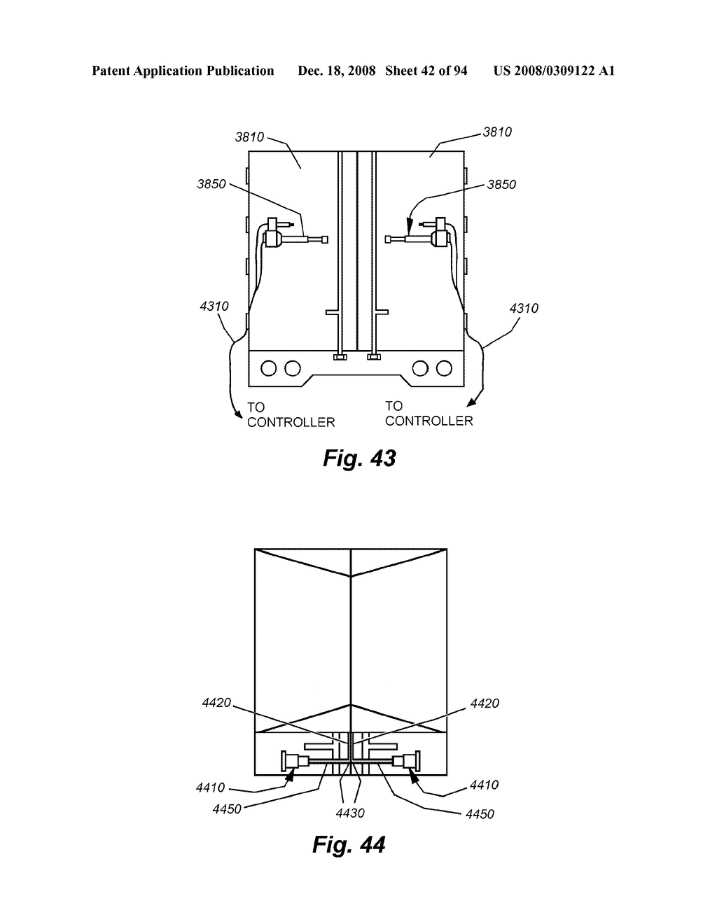REAR-MOUNTED AERODYNAMIC STRUCTURE FOR TRUCK CARGO BODIES - diagram, schematic, and image 43