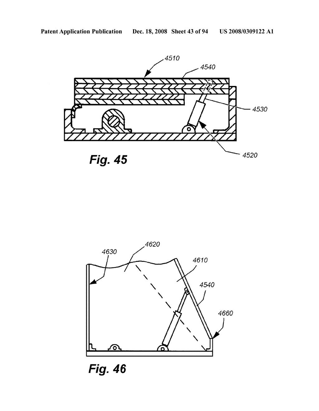REAR-MOUNTED AERODYNAMIC STRUCTURE FOR TRUCK CARGO BODIES - diagram, schematic, and image 44