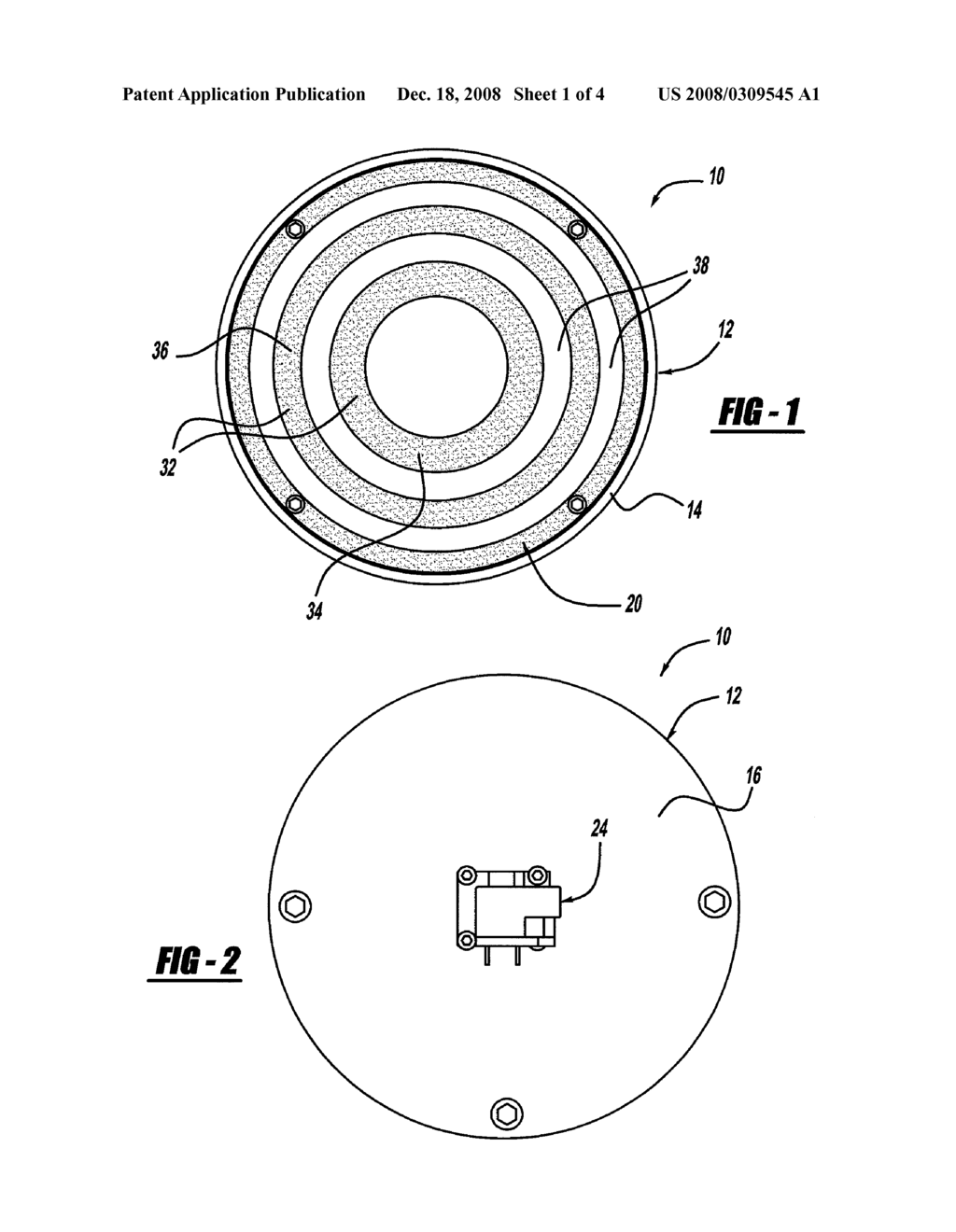 Speed measuring device including fresnel zone plate lens antenna speed measuring device including fresnel zone plate lens antenna diagram schematic and image 02 pooptronica Gallery