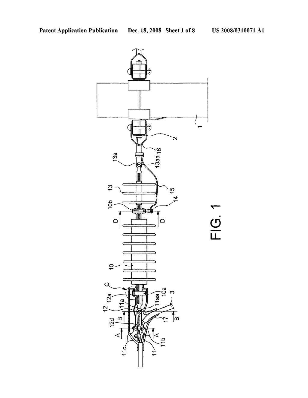 Outstanding Structure For Installing Lightning Arrester For Electric Pole Wiring Cloud Brecesaoduqqnet