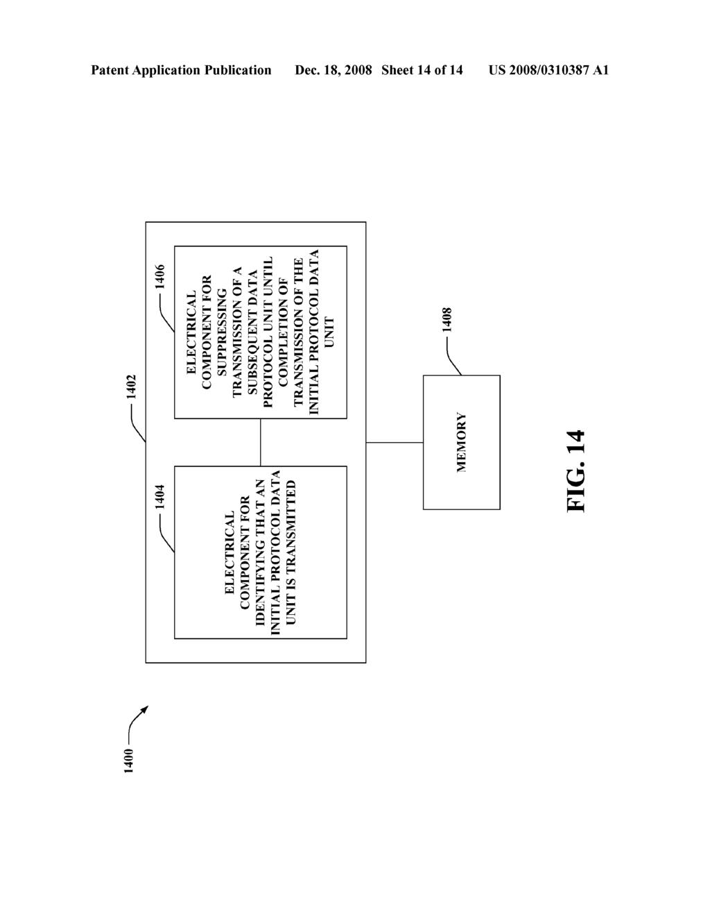 PROTOCOL DATA UNIT PRIORITY MANAGEMENT - diagram, schematic, and ...