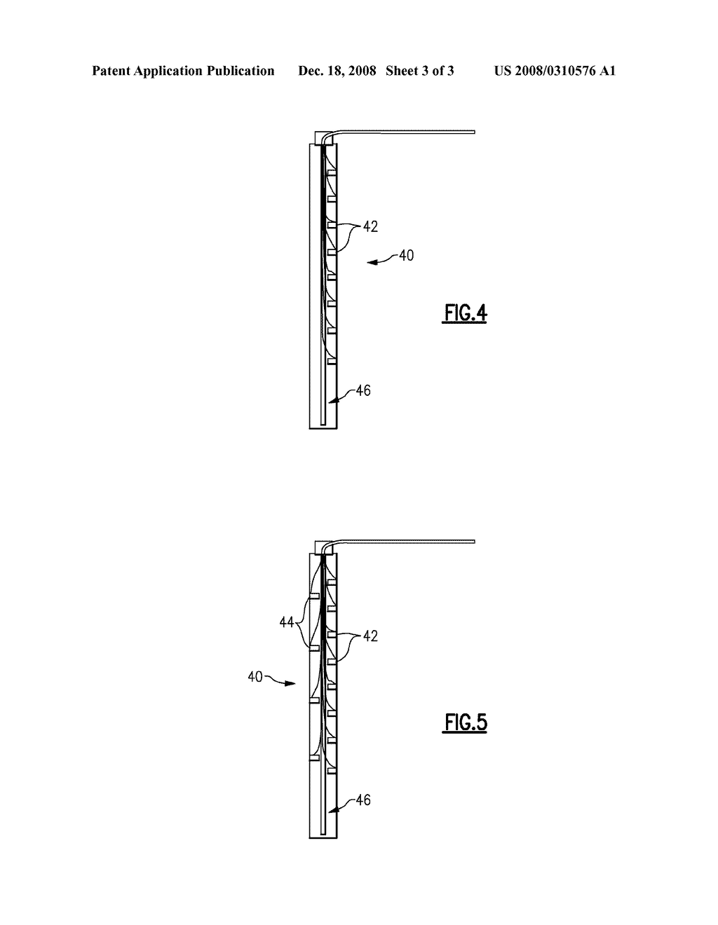SYSTEM AND METHOD FOR DETERMINING COOLANT LEVEL AND FLOW VELOCITY IN A NUCLEAR REACTOR - diagram, schematic, and image 04